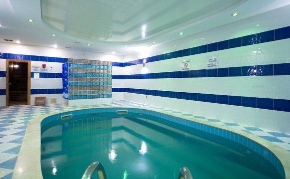 Wellness-центр с бассейном