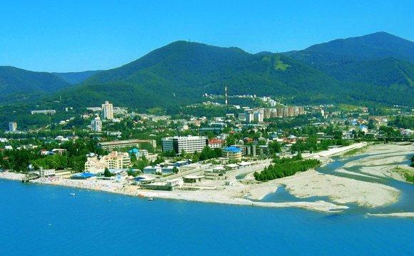 Курорты Краснодарского края: