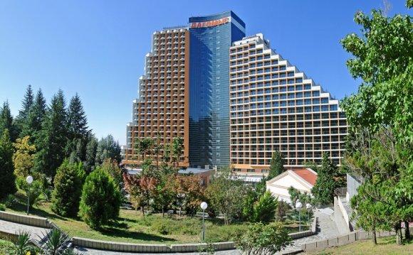 Отель Дагомыс в Сочи