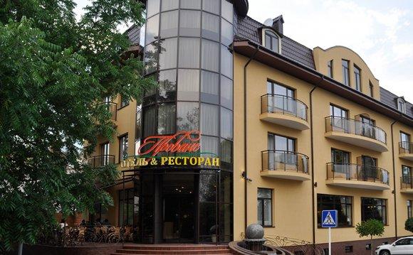 Отель Прованс Горячий Ключ