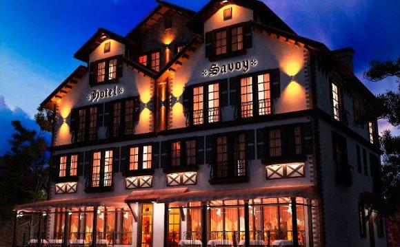 Отели и гостиницы Геленджика