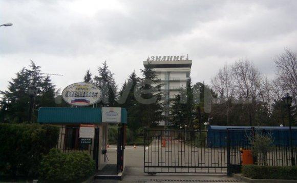Краснодарский край, Сочи